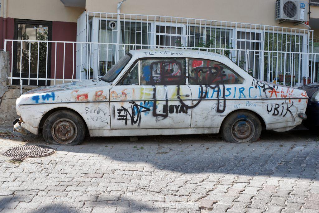 Taksim in Kadikoy