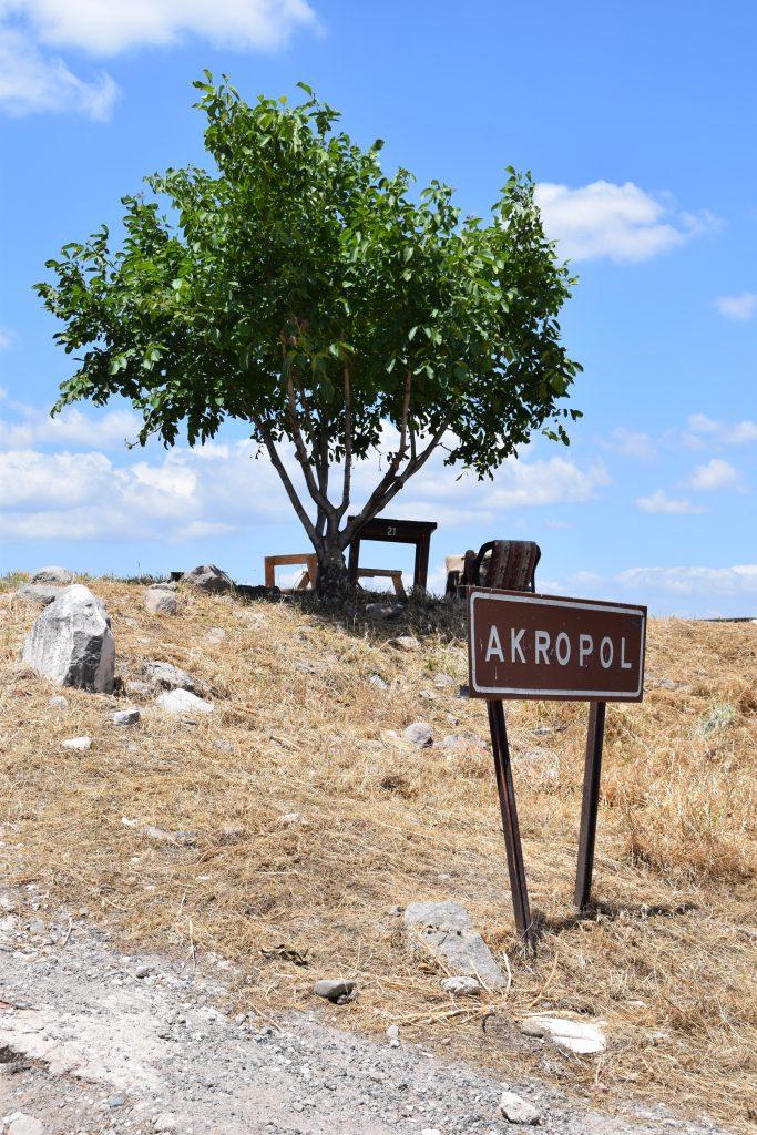 Bergama / Akropol