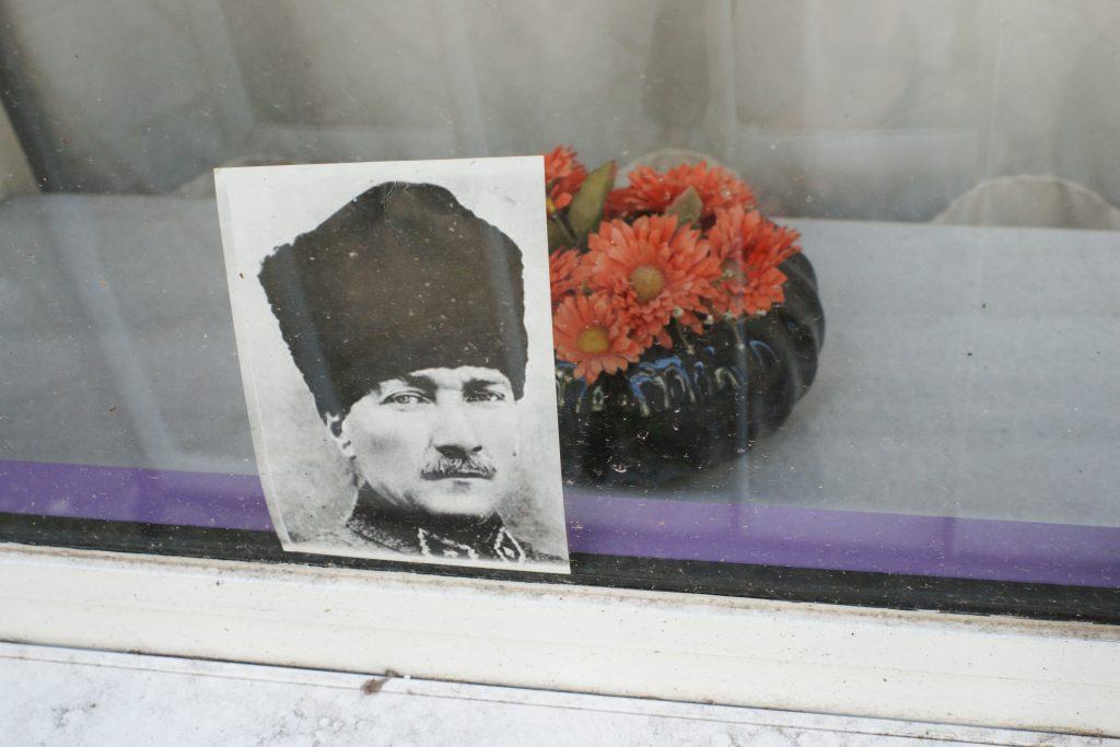 Ataturk, samantha font-sala