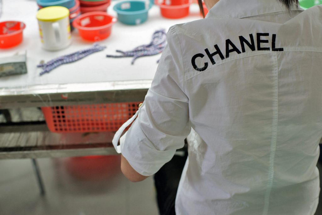 Chanel China